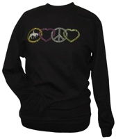 Peace Love Shirt