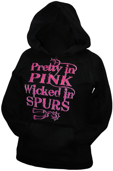 Wicked In Spurs Hoodie