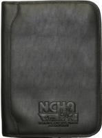 NCHA Zippered Binder
