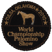 Palomino World Patch