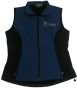 PHBA Ladies Embroidered Vest